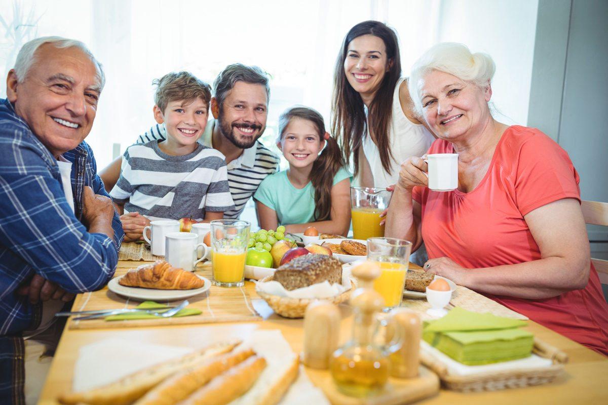 Urlaub mit der ganzen Familie in einer gemütlichen Ferienwohnung