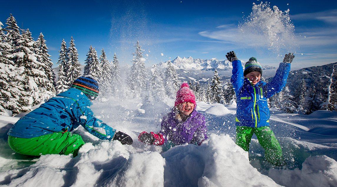 Winterurlaub in einer gemütlichen Ferienwohnung in Flachau