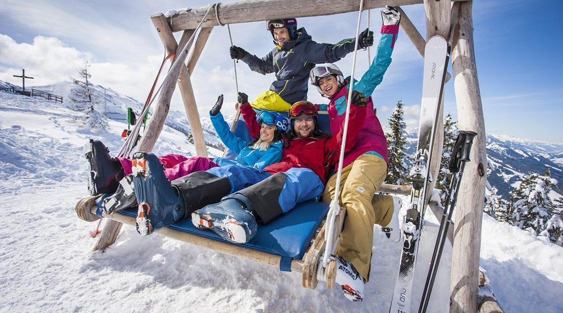 Ferienwohnung in Flachau in Ski amadé - Wohnen im Wintersportzentrum