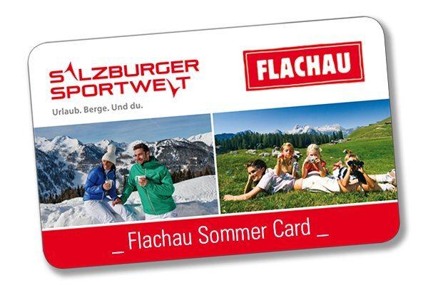 Flachau Sommer Card - ein Mehr an Urlaub