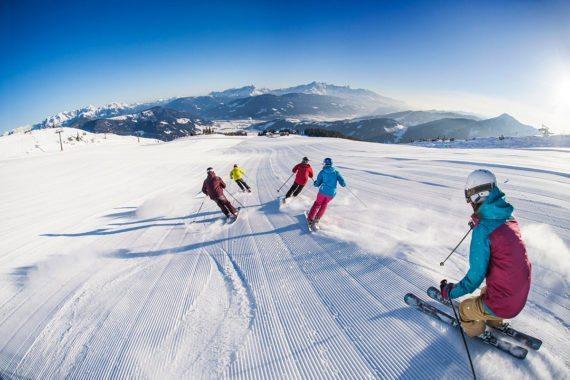 Skiurlaub in snow space Flachau, Ski amadé